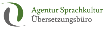 Logo Agentur-Sprachkultur Übersetzungsbüro