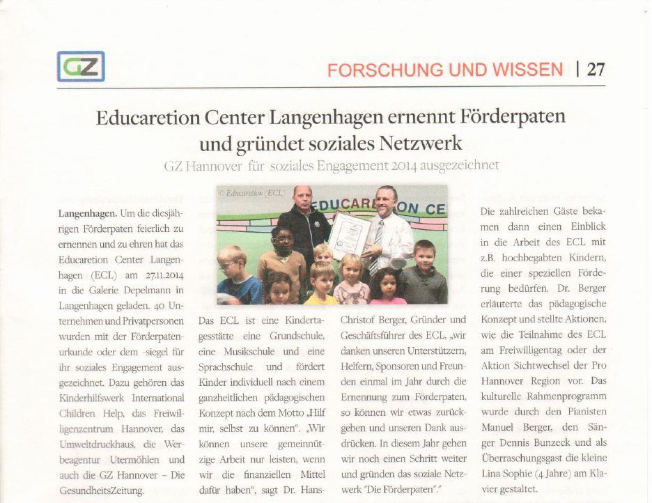 20141208_Artikel_Foederpaten_ECL