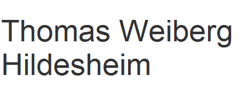 weiberg